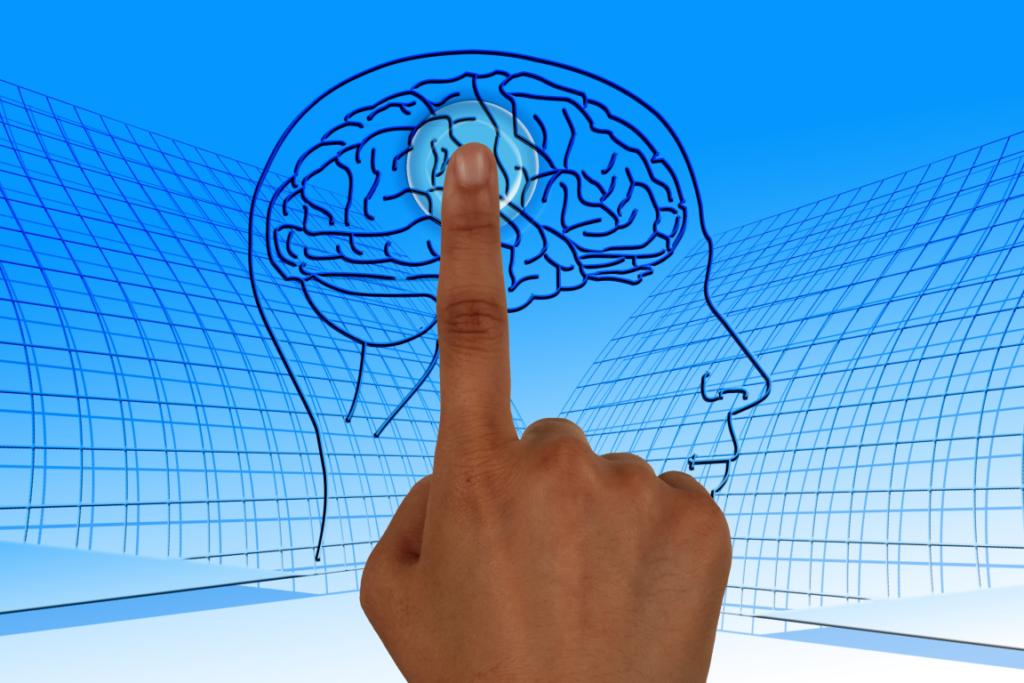 Gehirnwellen messen neobeats (Mittel)