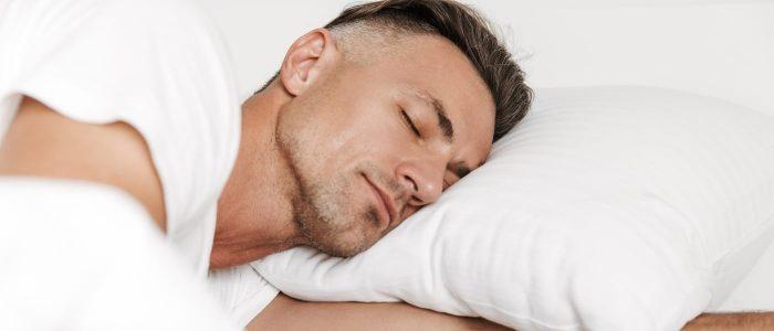 Ich habe Einschlafprobleme